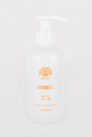 naturalmente strong organic hair gel