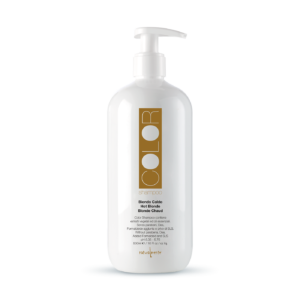 biondo caldo blonde colour shampoo