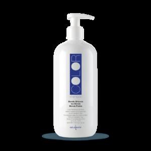 biondo ghiaccio purple colour shampoo