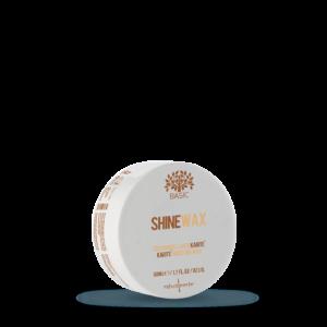 shine wax organic hair styling wax